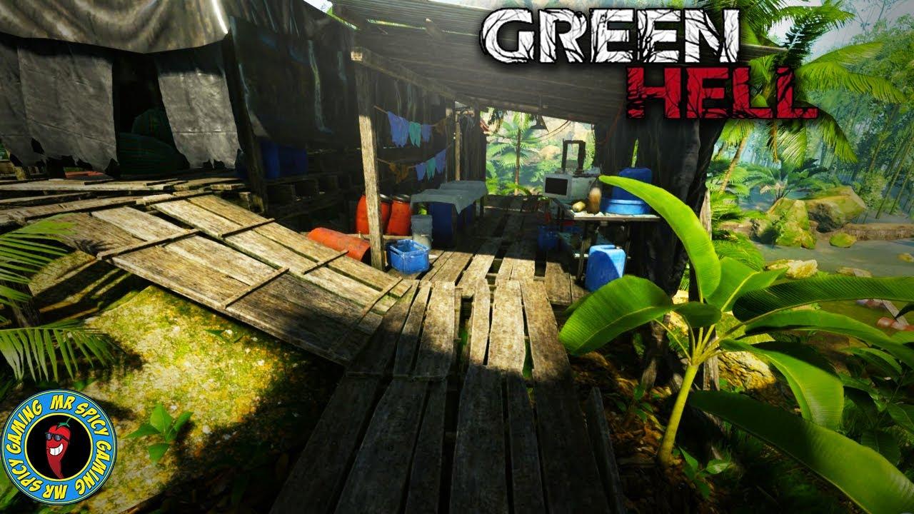 ZEIT, DIE DROGENSTELLE ZU BESUCHEN - Green Hell Gameplay S1 Ep10 + video
