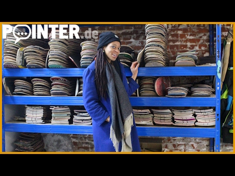 Ruth vloggt - Schmuck aus Skateboards (Upcycling)