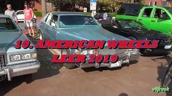 10. AMERICAN WHEELS LEER 31.8.2019 (EINDRÜCKE & KORSO)
