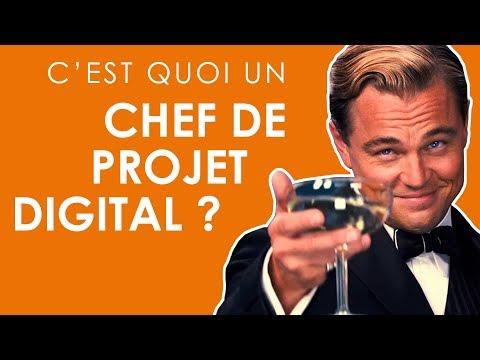 C'est quoi un Chef de projet digital ?