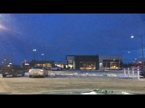 Livestream Drive - Anchorage Alaska - January 22nd 2018