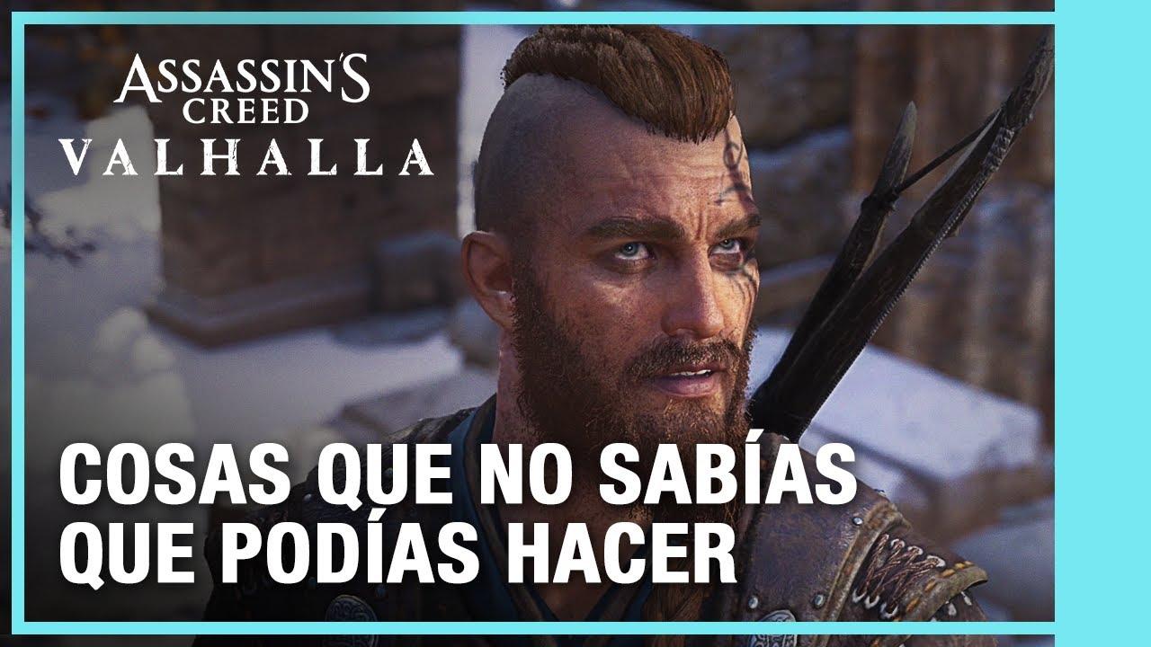 Assassin's Creed Valhalla - Cosas Que No Sabías Que Podías Hacer | Ubisoft LATAM