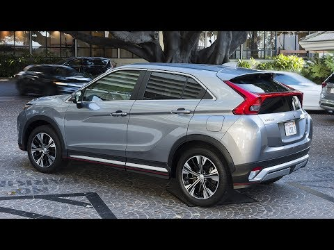 2018 Mitsubishi Eclipse Cross - Review