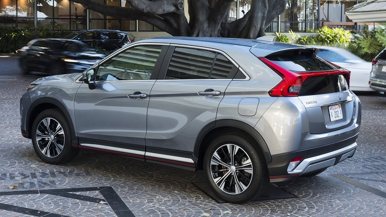 2018 Mitsubishi Eclipse Cross Review Youtube