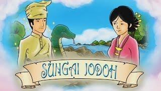 dongeng sungai jodoh dongeng indonesia tv anak indonesia