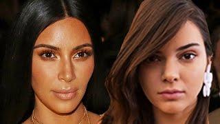 Kendall Jenner Deletes Instagram Because Of Kim Kardashian