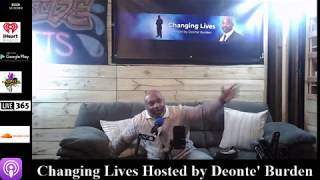 """Changing Lives Live Stream 12/13/18 """"The Difference Between Taking A Chance and Taking A Risk"""""""
