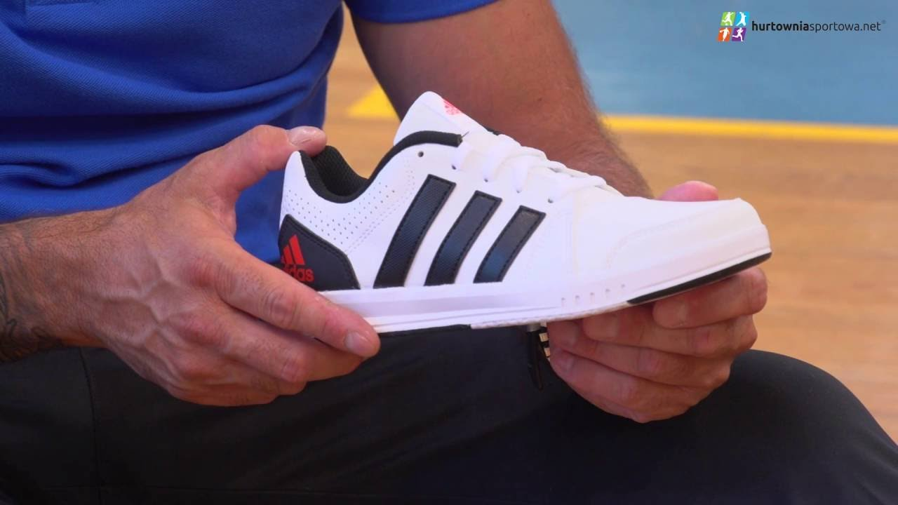 8fb9b664fcc Buty adidas LK Trainer 7 K Jr AF3974 i AF3971 - YouTube