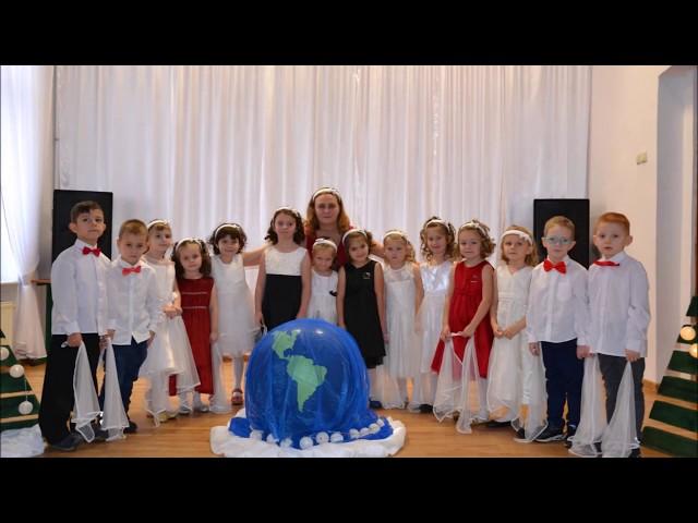 Pięciolatki - Leć kolędo w świat (2017)