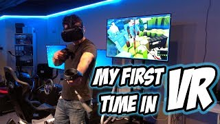 LOSING MY VR VIRGINITY - Virtual Reality experience @ JetOne Motion in Hong Kong
