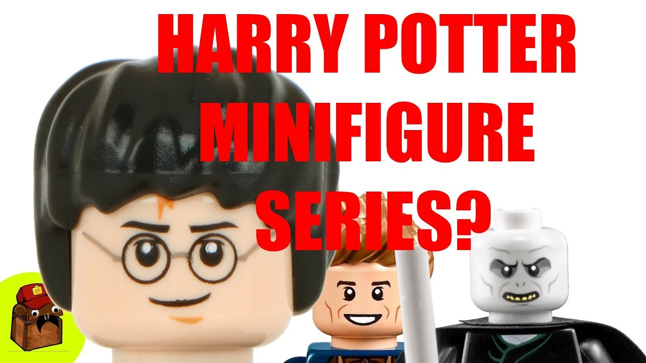 Harry Potter Lego Minifigures Series 2018 - YouTube