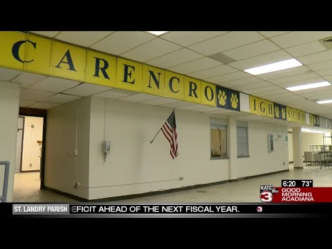 Love Our Schools: Carencro High School