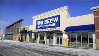 """Five Below """"Come with me"""" loving me some shopping!"""