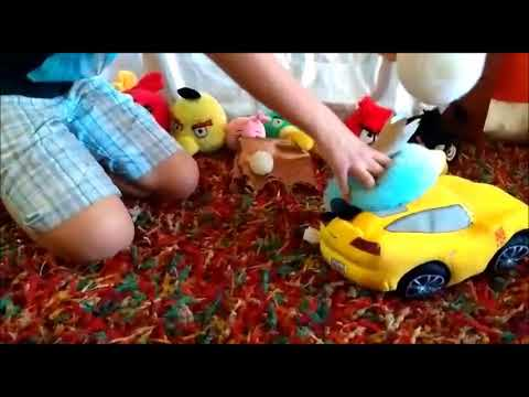 Peluche TV - Angry Birds