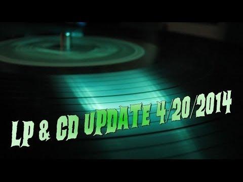 VINYL LP & CD UPDATE 4/20/2014 (Record Store Day 2014, AC/DC) VINYL COMMUNITY