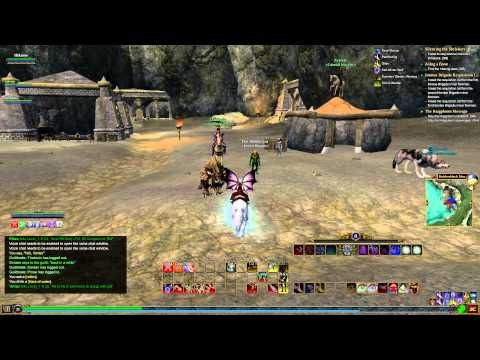 Everquest 2 Tutorial/Let's play – Episode 36 – Meet the Beastlord!