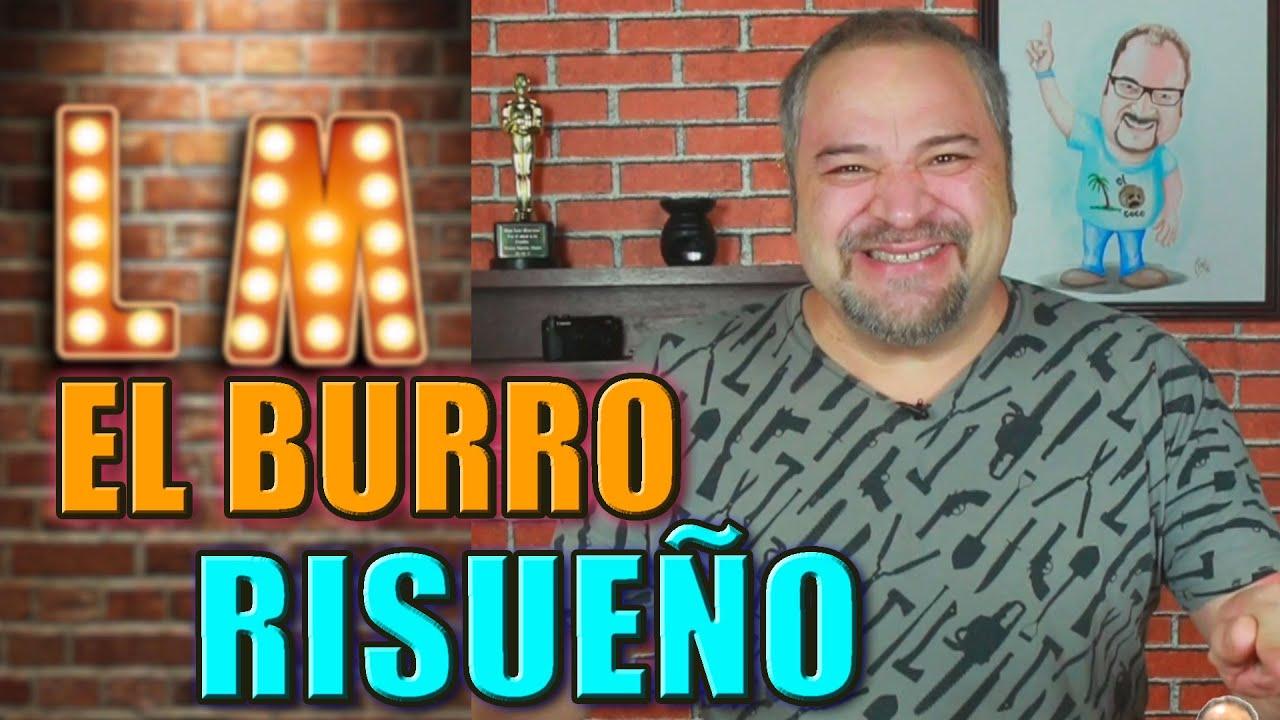 LALO MANZANO - Chiste - El Burro Risueño