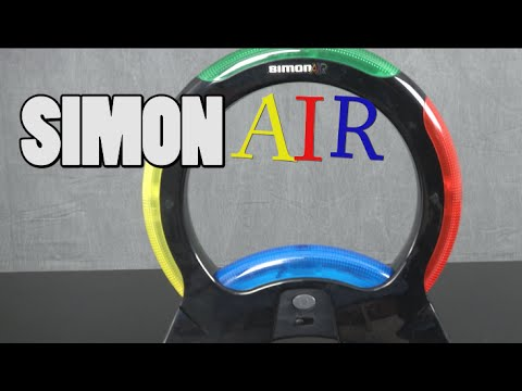 Simon Air From Hasbro Youtube