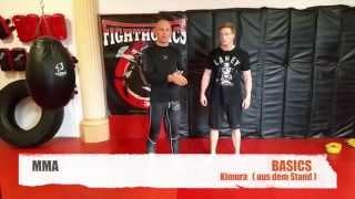 MMA BASIC KIMURA STAND