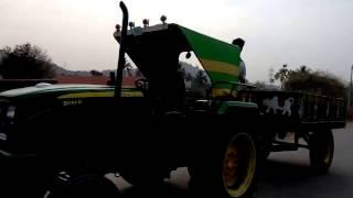 Музыкальный трактор Хампи 2