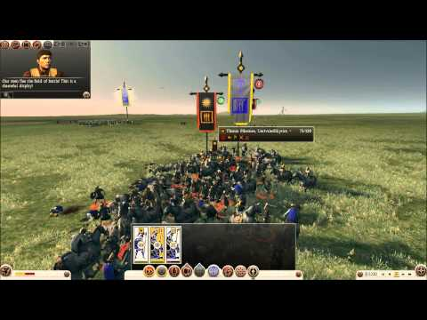 Rome 2 Cataphract vs Pike Test