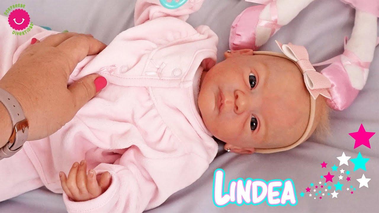 Compras para mi bebé Reborn LINDEA - Haul de ropa bebé