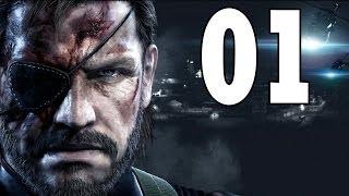 Скачать Let S Play Metal Gear Solid 5 Ground Zeroes PS4 Gameplay German Deutsch Part 1 Big Boss Ist Zurück