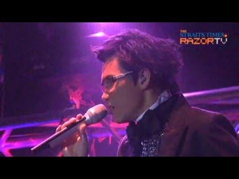 William sings 男人不该 让女人流泪 (William So & Ronald Cheng Pt 2)