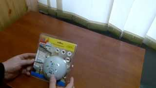 Отпугиватель грызунов и насекомых ZF-830E электромагнитные волны + ультразвук(, 2014-09-23T09:46:52.000Z)