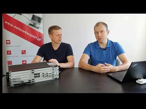 Funkcjonalności i możliwości routera Huawei NE 8000 M8