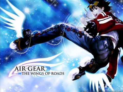 Air Gear OST - Chain (Tv Size)