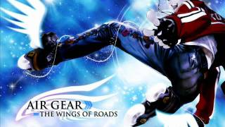Air Gear OST - Chain (Tv Size)