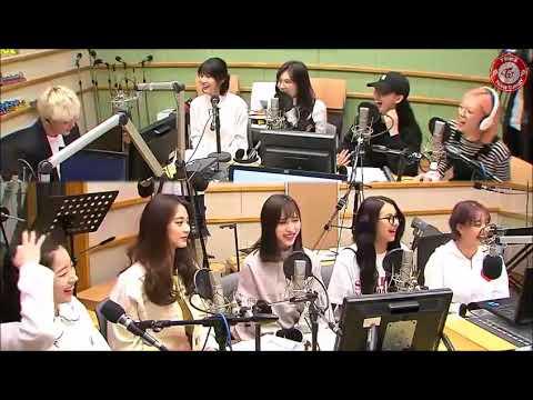 [Türkçe Altyazılı] TWICE - Hongki's Kiss The Radio Show