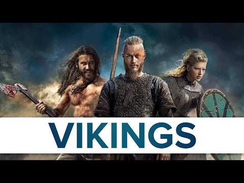 Top 10 Facts - Vikings TV Series