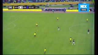 Ecuador vs Colombia full match