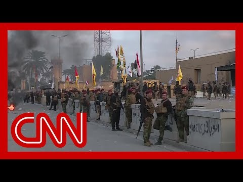 Attack on US embassy at the heart of Iraq's challenges