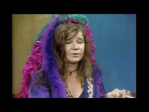 When Janis Joplin met Raquel Welch on the Dick Cavett  1970