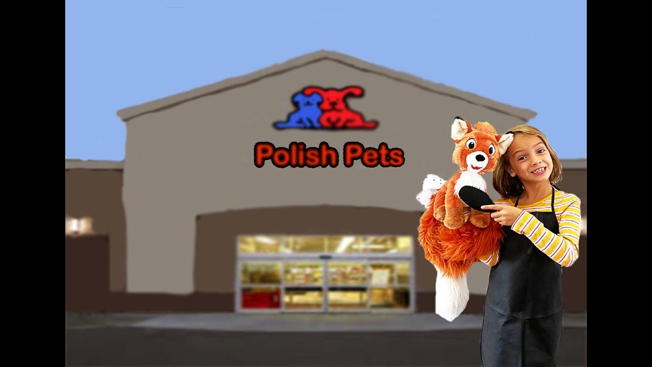 First day at Polish Pets!