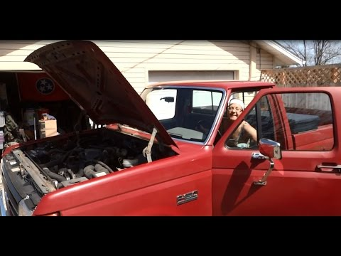 How to Easily Replace the Starter on a 1987 Ford F150 4X4 Pickup