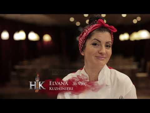 Hell's Kitchen, Episodi 6, 23 Nëntor 2018, Pjesa 1