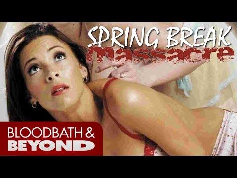 Bikini spring break massacre