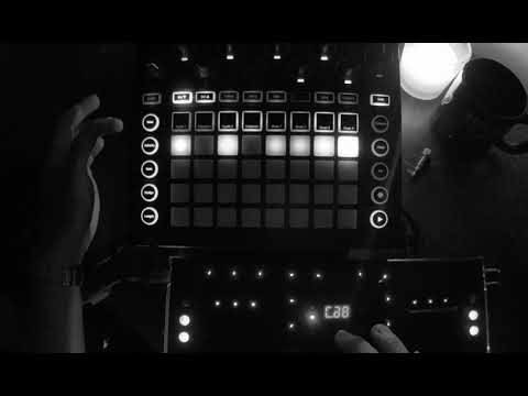 Live jam | novation circuit | kaoss dj
