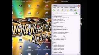 Alterando o som de inicialização do windows xp.avi
