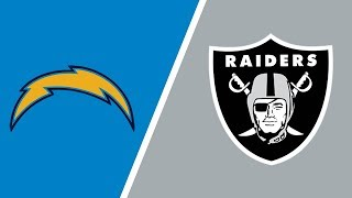 NFL Picks (11/7/19) Los Angeles Chargers vs Oakland Raiders
