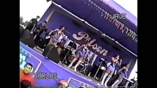 Agua Bella - Voy A Buscarme Un Amor  Restaurant Fiestas De Trujillo 2001