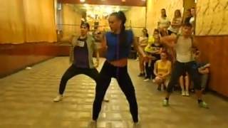 Hacerlo Así - JowellyRandy ( Reggaeton choreography by Inga Fominykh
