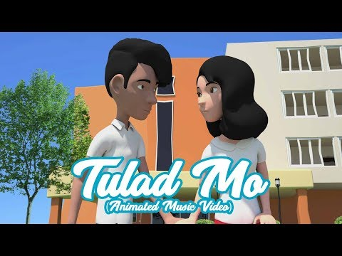 TJ Monterde - Tulad Mo (Animated Music Video Cover)