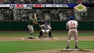 All-Star Baseball 2005 PCSX2 PS2 60fps gameplay HD