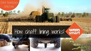 Video How chaff lining works download MP3, 3GP, MP4, WEBM, AVI, FLV November 2017
