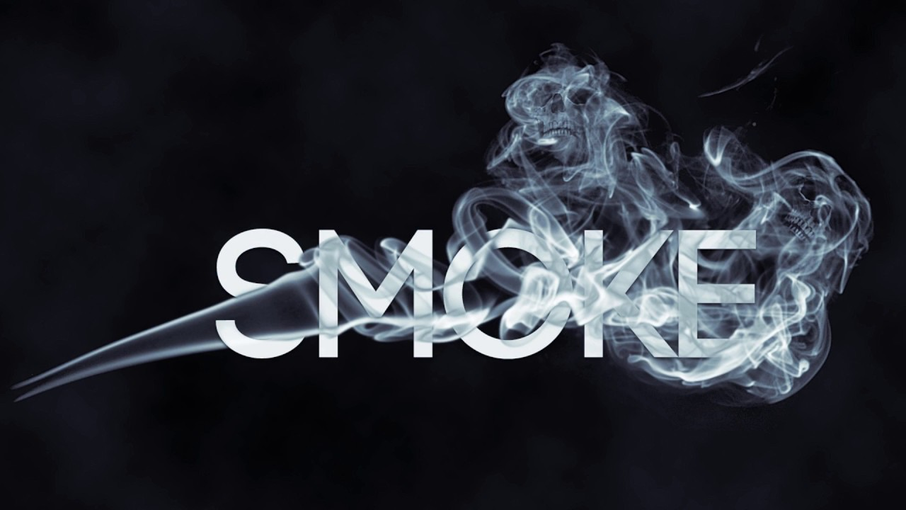 how to make smoke effect in photoshop